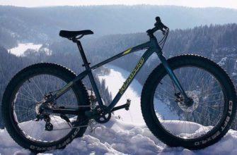 байк предназначен для скоростного спуска с горы